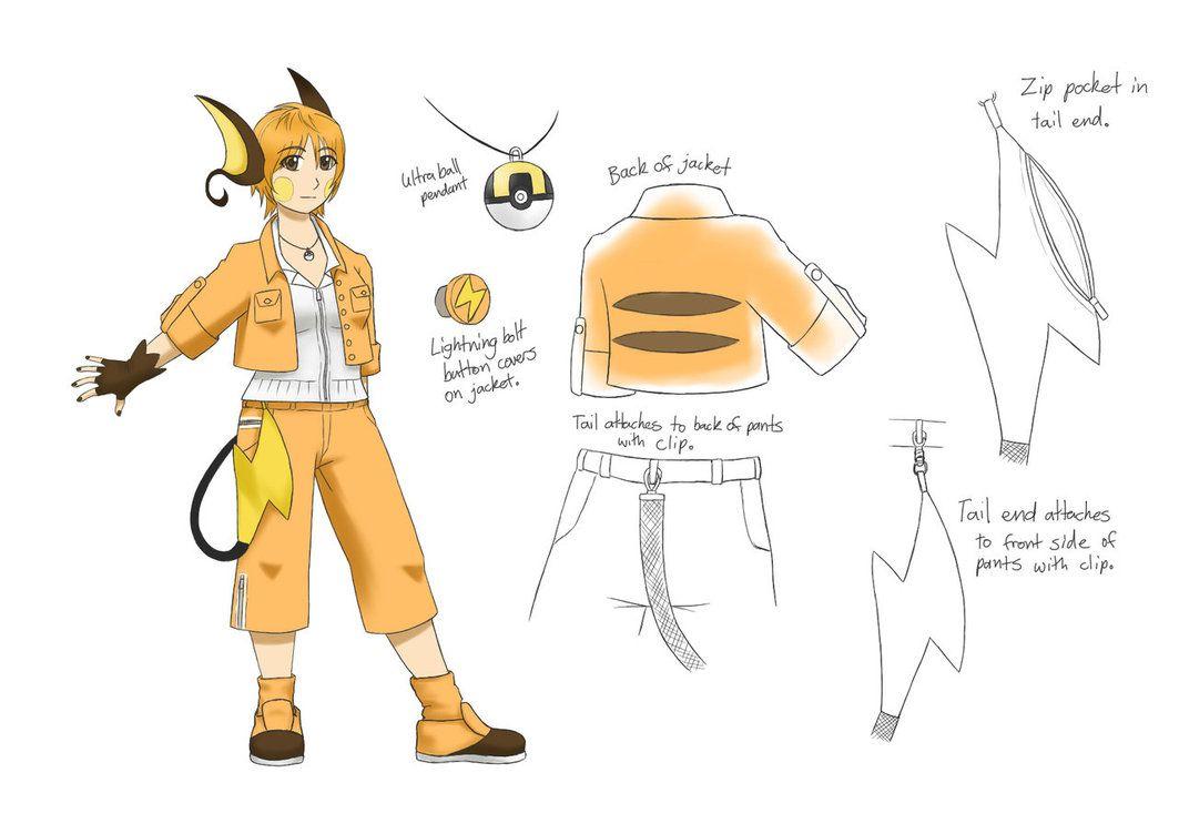 Raichu Cosplay | Pokemon Clothing, Costumes, Mascots, Kigurumi ...