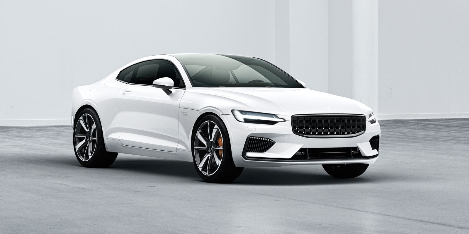 The 2020 Polestar 1 Is a VolvoBased 600HP