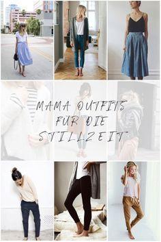 Mama Outfit  // Kleidung für die Stillzeit und das Wochenbett
