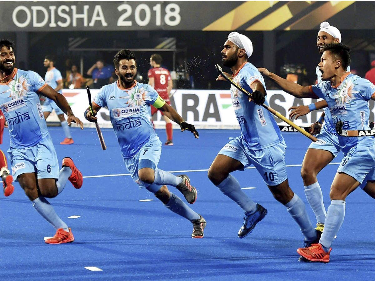 Hockey World Cup Top Eight Teams Gear Up For Knockout Stage Hockey World Cup Hockey World World Cup