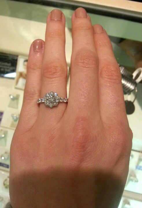 Engagement Ring Without Wedding Band In LEO 2 Ct Bridal Set From Kay  Jewelers