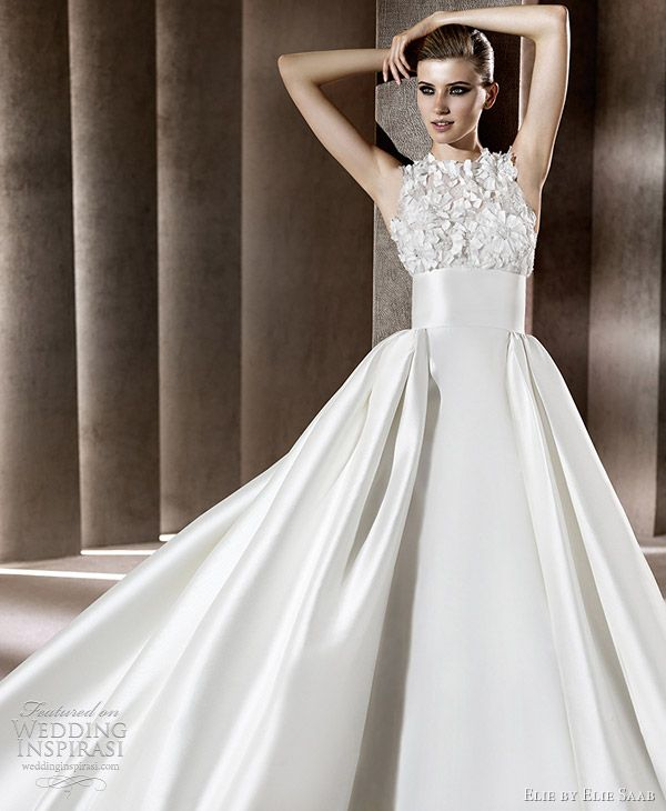 Elie by elie saab wedding dresses 2012 bridal collection wedding elie by elie saab wedding dresses 2012 bridal collection junglespirit Gallery