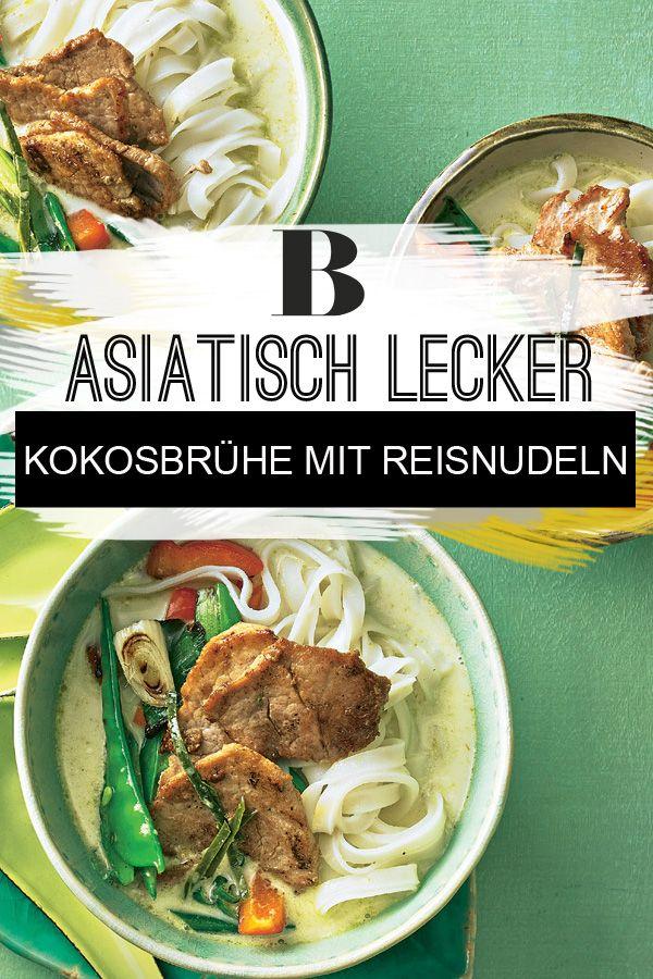 Asiatische Küche: Die besten Rezepte | Asiatische Küche | Pinterest ...