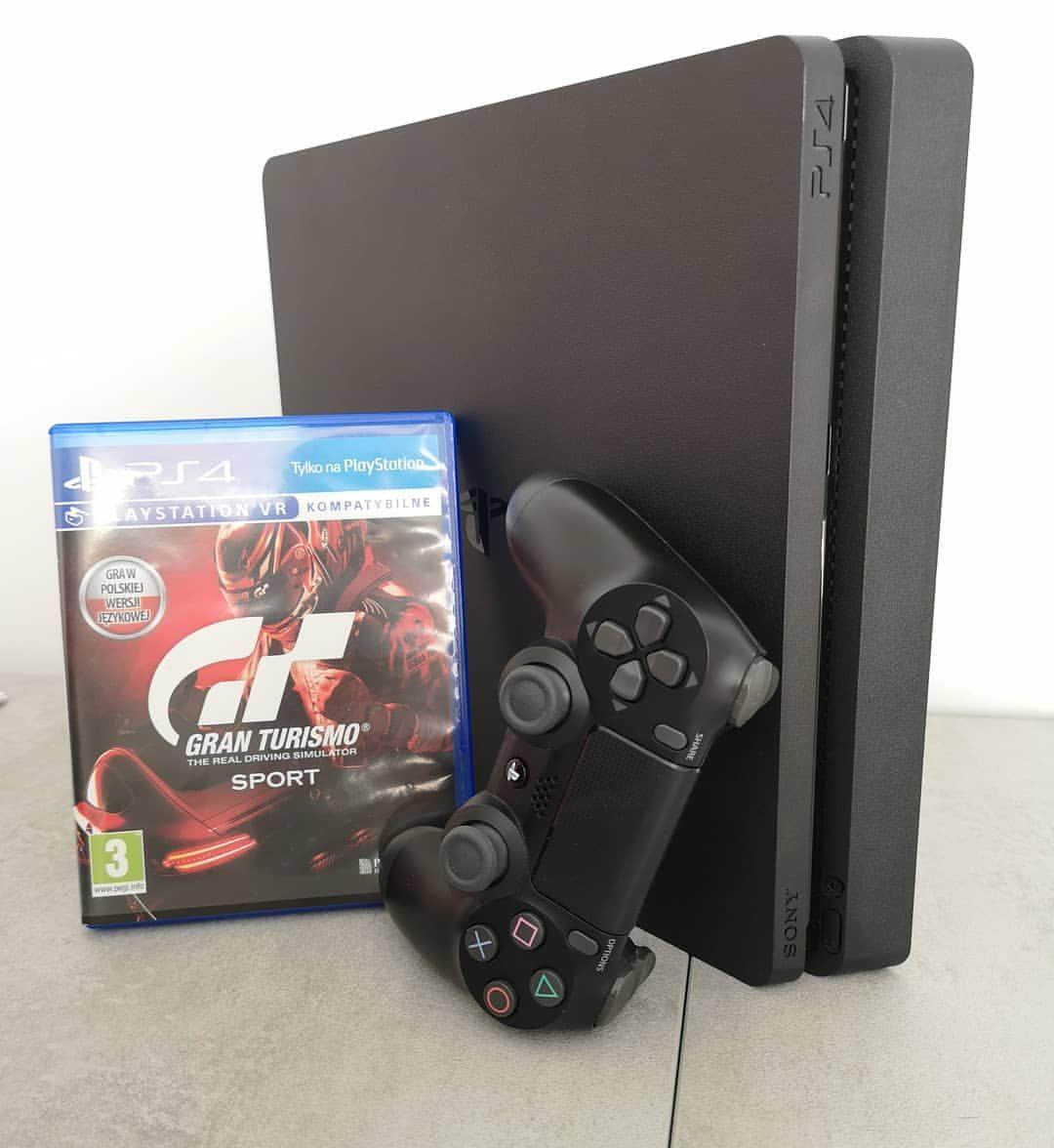 Ps4 Slim 500 Gb Z Gra Gran Turismo Sport Pl 749 Zl Sony