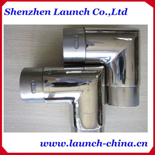 material:stainless steel 304/316 finish:satin or mirror polished  for tube size:φ43mm,φ50.8mm