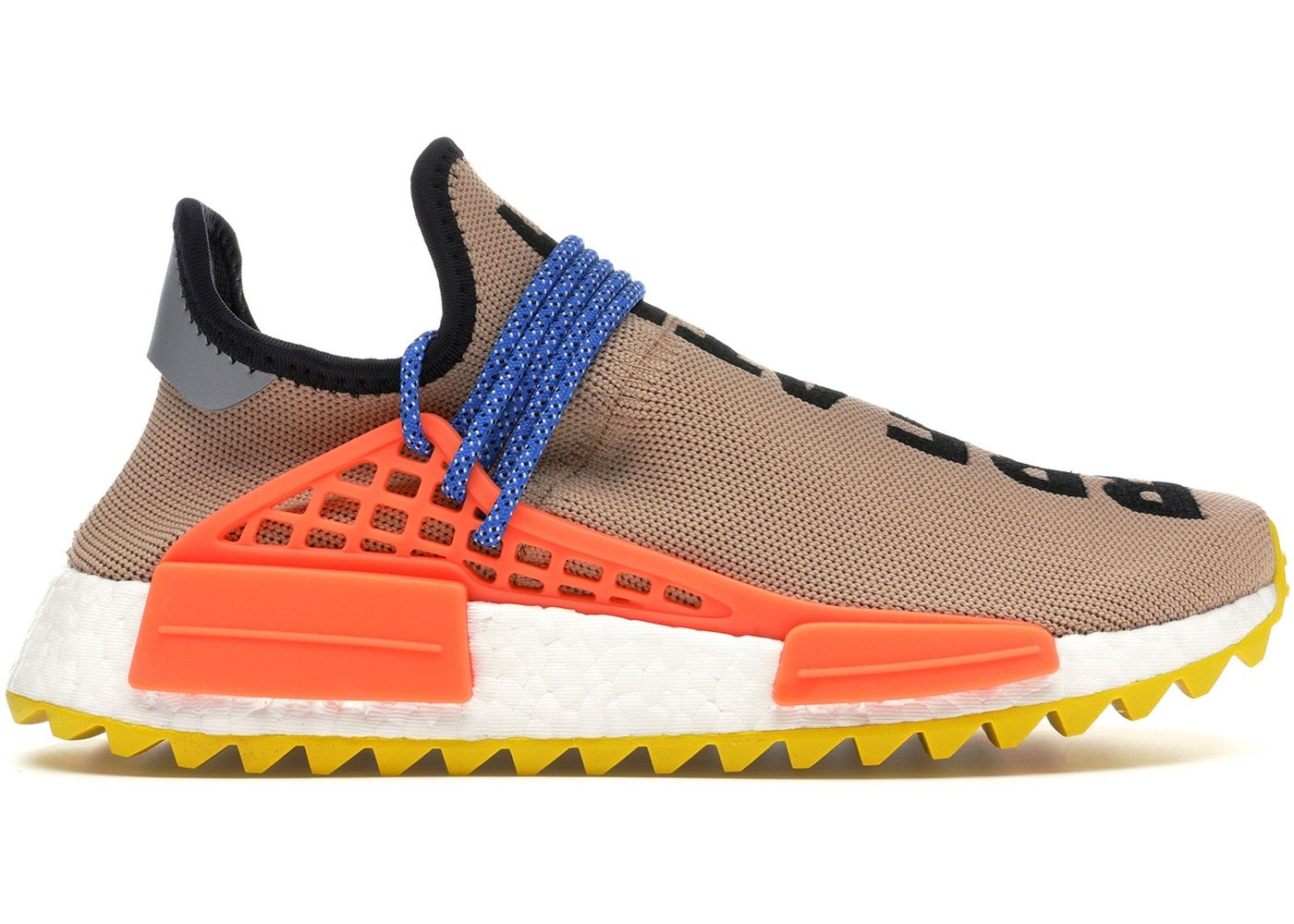 separation shoes 3e511 e9d52 adidas Human Race NMD Pharrell Pale Nude in 2019 | Shoes ...