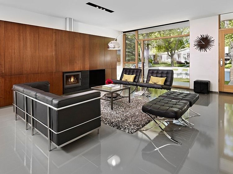 This Is A Floating Floor System From Ikea Called Markland Flooring 2 49 Sf Unfortunately The Anthracite Color Shown Here Now Discontinued