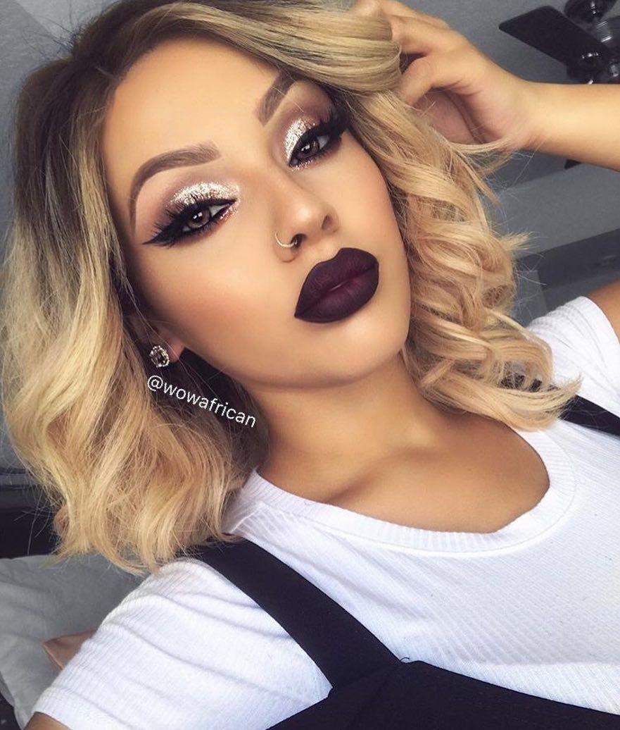 Ciara Ombre Brazilian Hair Lace Wig[CLW26] #fallmakeuplooks