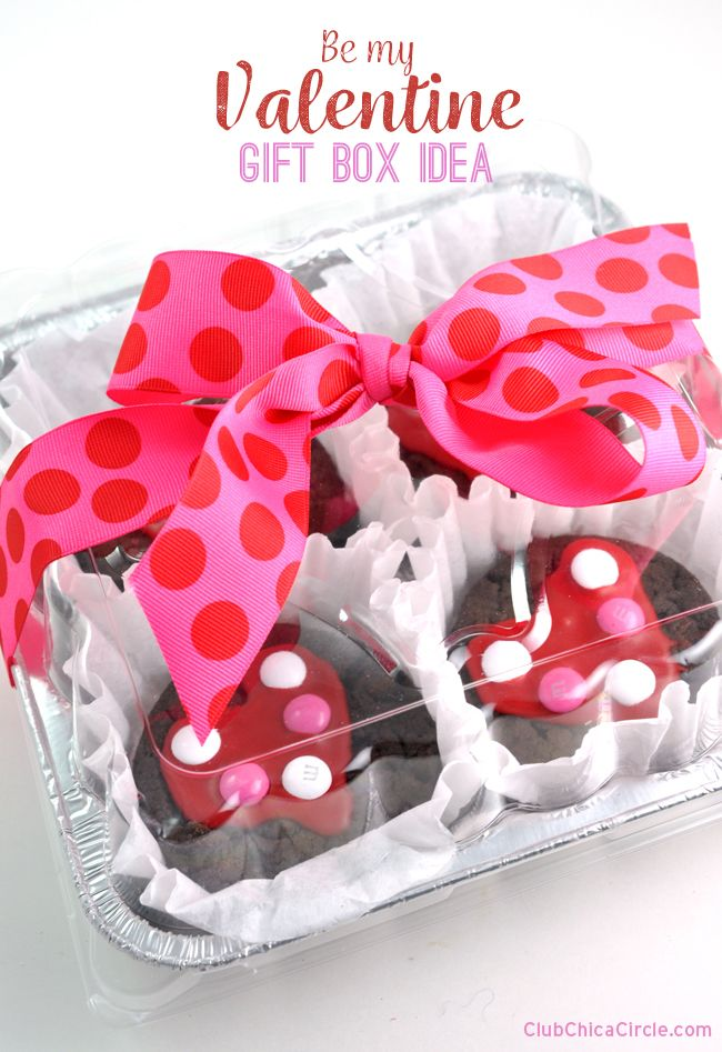 Easy To Create Be My Valentine Gift Box Idea Holiday