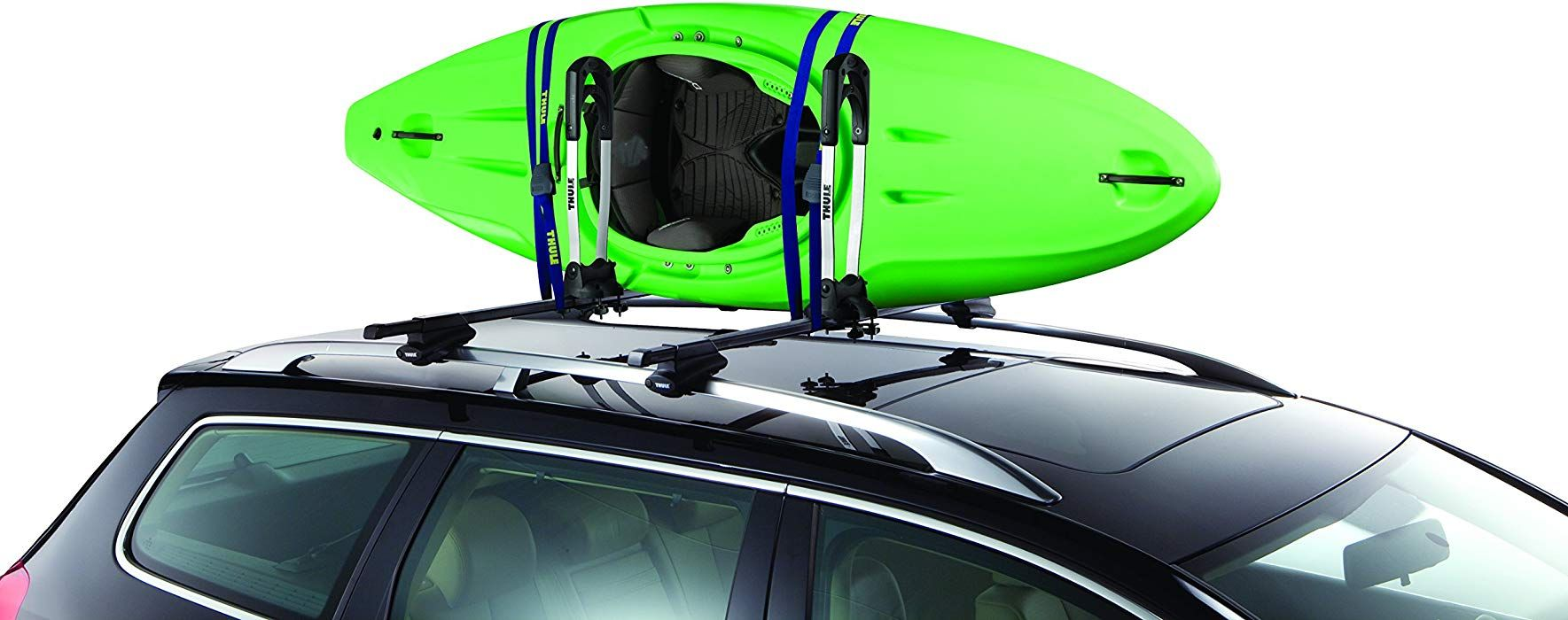 Thule 854 Water Slide Kayak Carrier Accessory Mat By Thule 35 95 Amazon Com The Thule 854 Water Slide K Kayaking Water Slides Kayak Storage