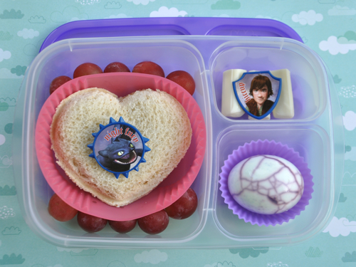 How To Train Your Dragon lunchbox