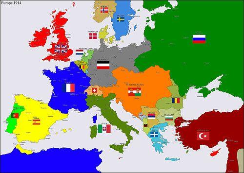 Karta Europa Andra Varldskriget.Innan Forsta Varldskriget Har Flera Av Europas Stater Vuxit Sig