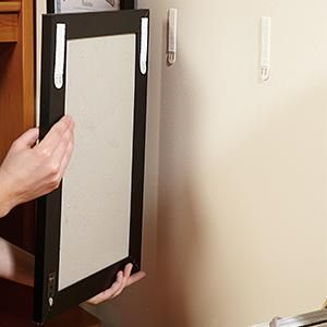 Hang Up Your Certificates And Awards With Command Picture Hanging Strips Holds Strongly And Removes Cl Picture Hanging Office Organization Desk Organization