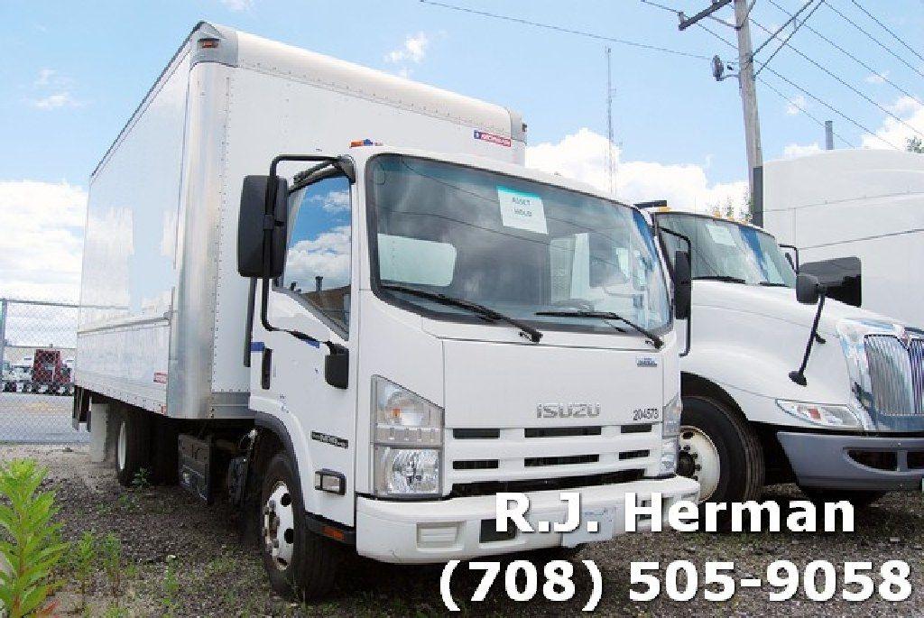 2012 Isuzu Npr Hd 16 Ft Under Cdl Straight Truck New Trucks Trucks Commercial Vehicle