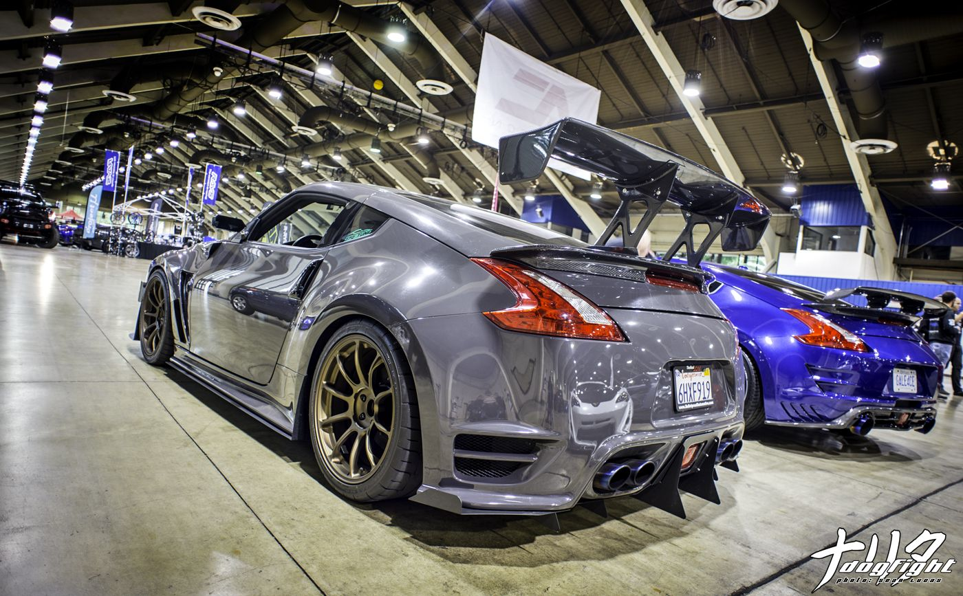 Superbe Official GT Wings/spoilers Thread   Page 5   Nissan 370Z Forum