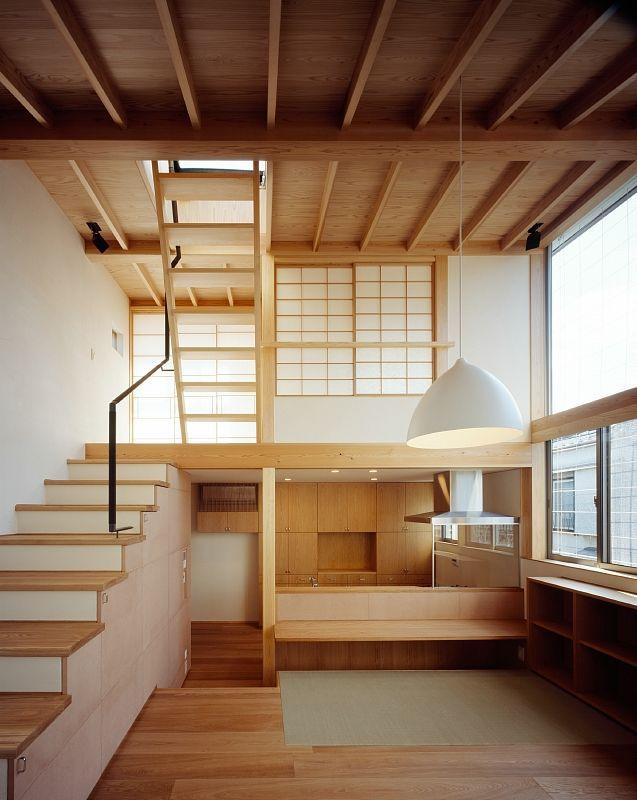 Kousuke izumi architects architektur pinterest architektur innenarchitektur und - Japanische innenarchitektur ...