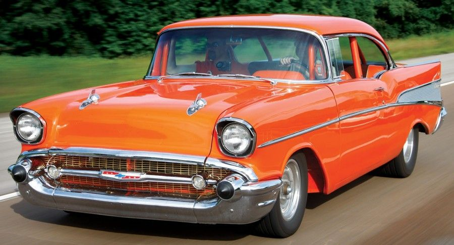 5 Of The Best Chevy Models No Longer Made Chevrolet Bel Air