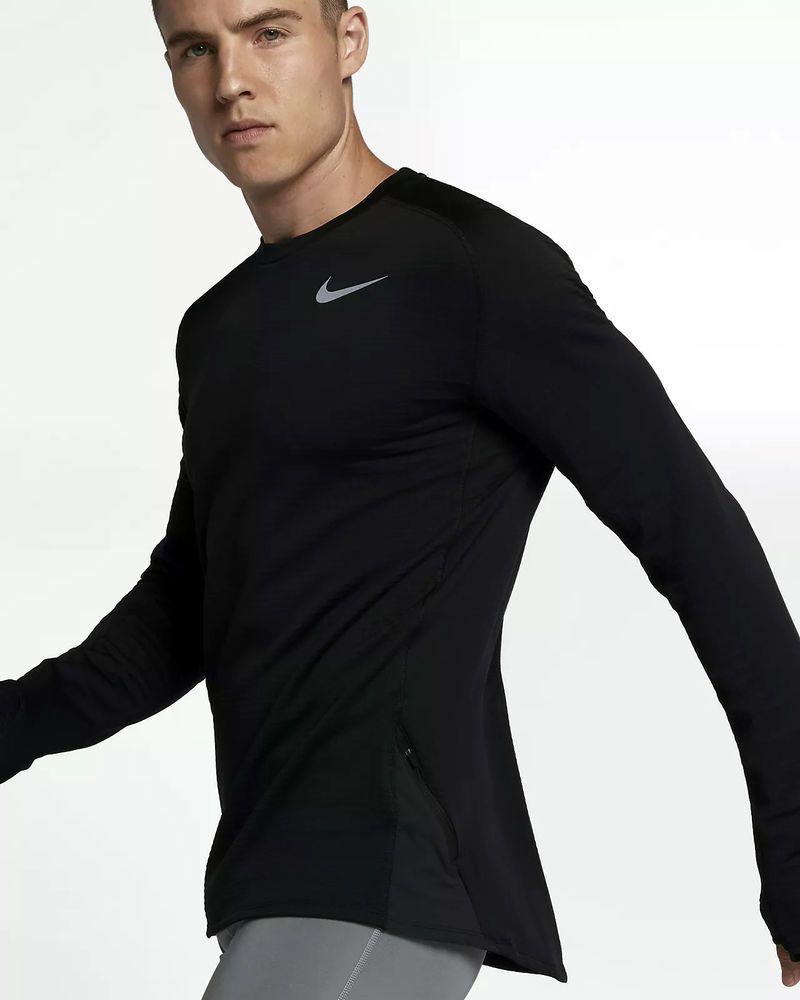 Nike Dri FIT Therma Sphere Element Men's Running Crew