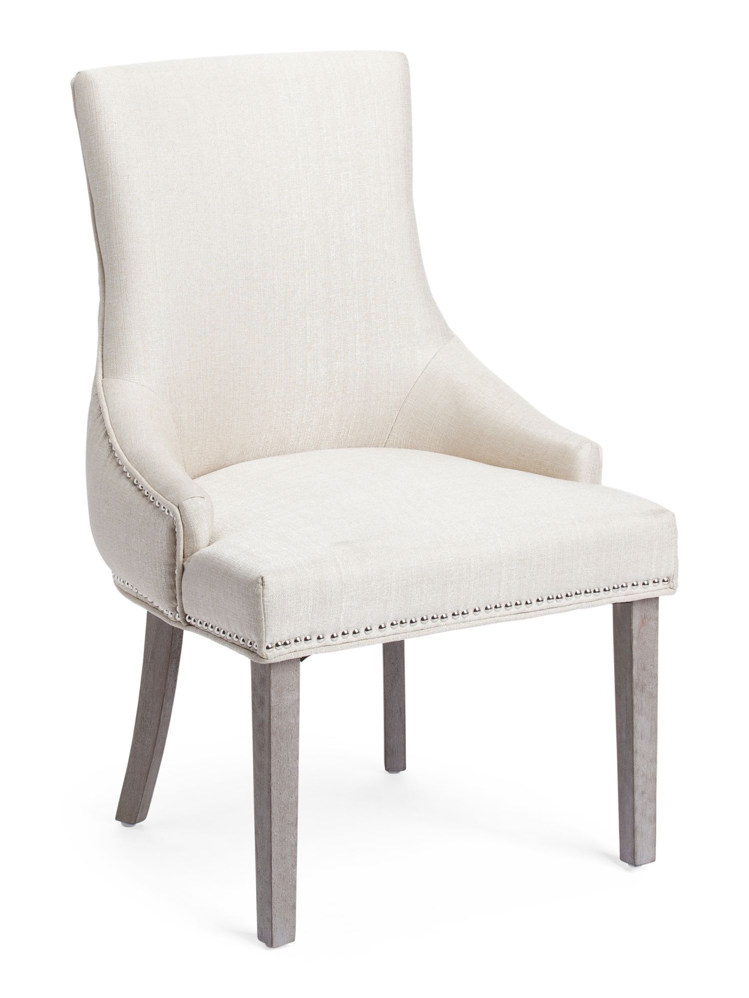 Made In India Sonya Tuxedo Chair Accent chairs, Chair