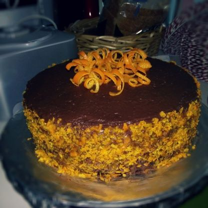 Nigella Lawson Flourless Chocolate Orange Cake Recipe Cakes And