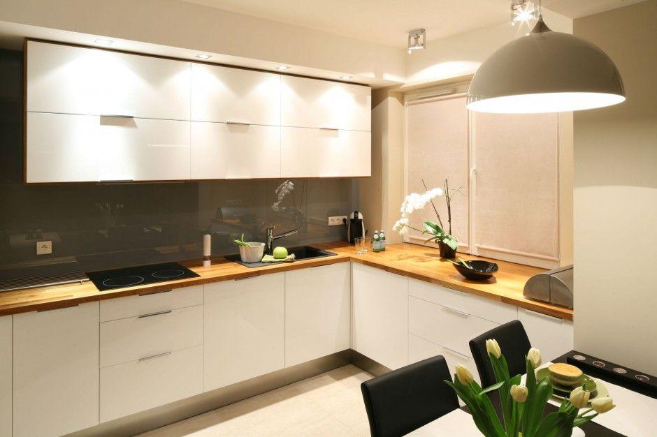 Szara Kuchnia 15 Projektow Polskich Wnetrz Kitchen Interior Inspo Kitchen Cabinets