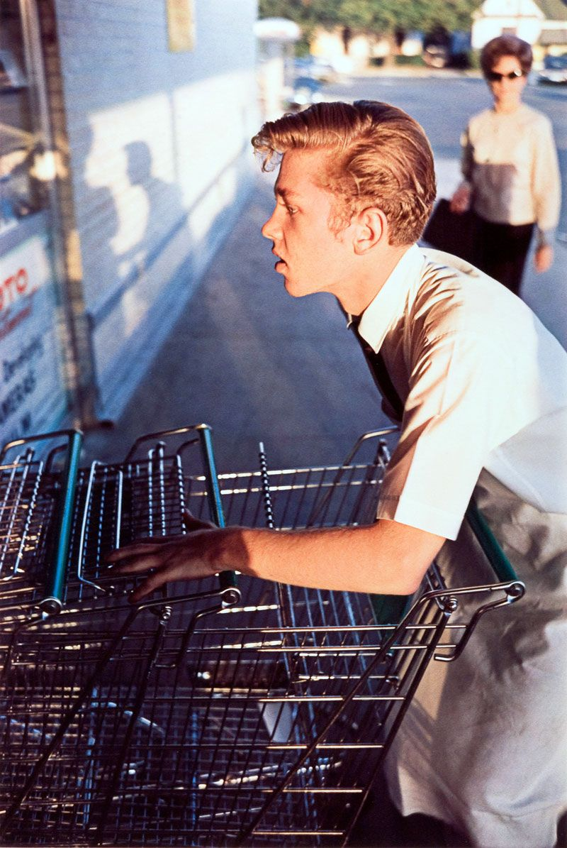 by william eggleston from Los Alamos, 1965-68 and 1972-74