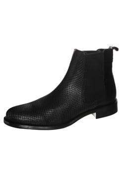 Zign Ankle Boot black   Stiefel, Schwarze stiefel und