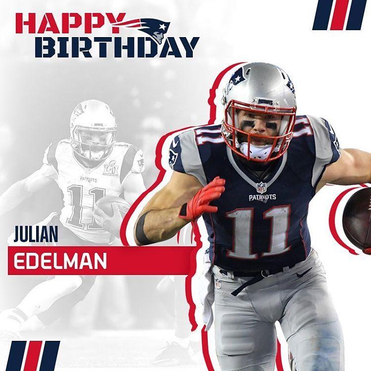 Happy Birthday, @edelman11!