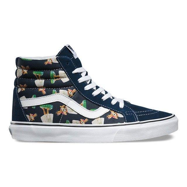 9c2a7869d233b4 The updated classics are a Hawaiian vacation feet. Men s High Top  SneakersMen s SneakersNavy Blue ...