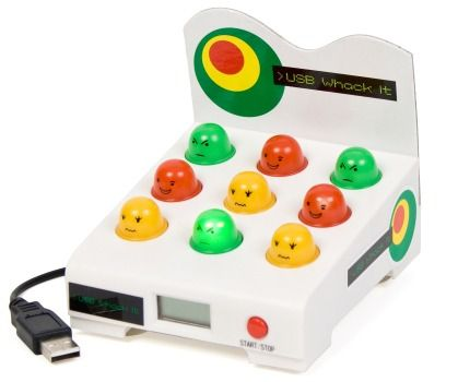 10 Boredom-Busting USB Desk Toys | Desk toys, Office desk toys, Cool desk gadgets