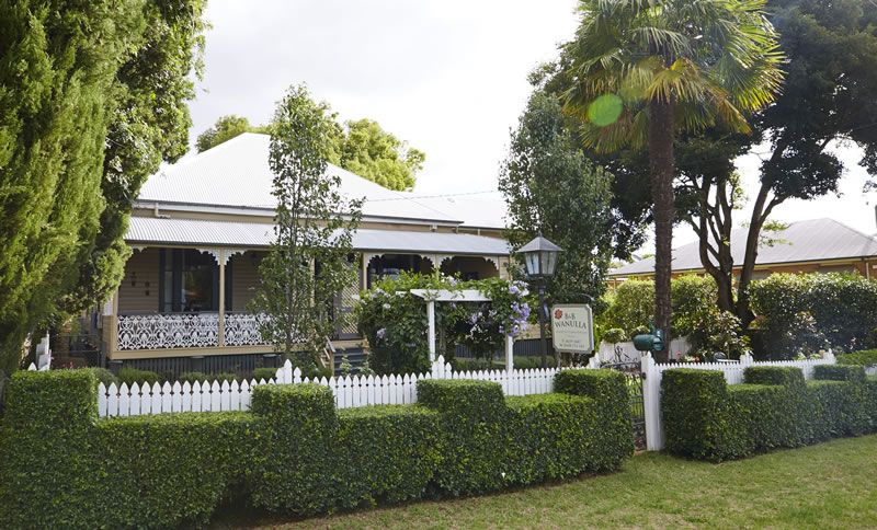 Bed and Breakfast Toowoomba Luxury