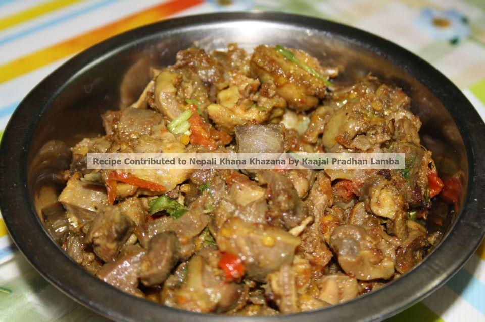 Chicken Gizzard Stir Fry Chicken Liver Recipes Chicken Gizzards Chicken Gizzard Soup Recipe