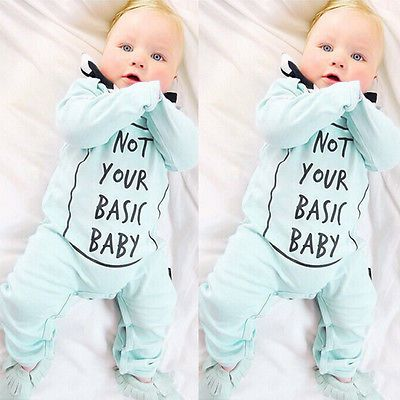 >> Click to Buy << New Baby Boys Girls Warm Infant Romper Jumpsuit Cotton Kids Clothes Outfits 0-24M #Affiliate