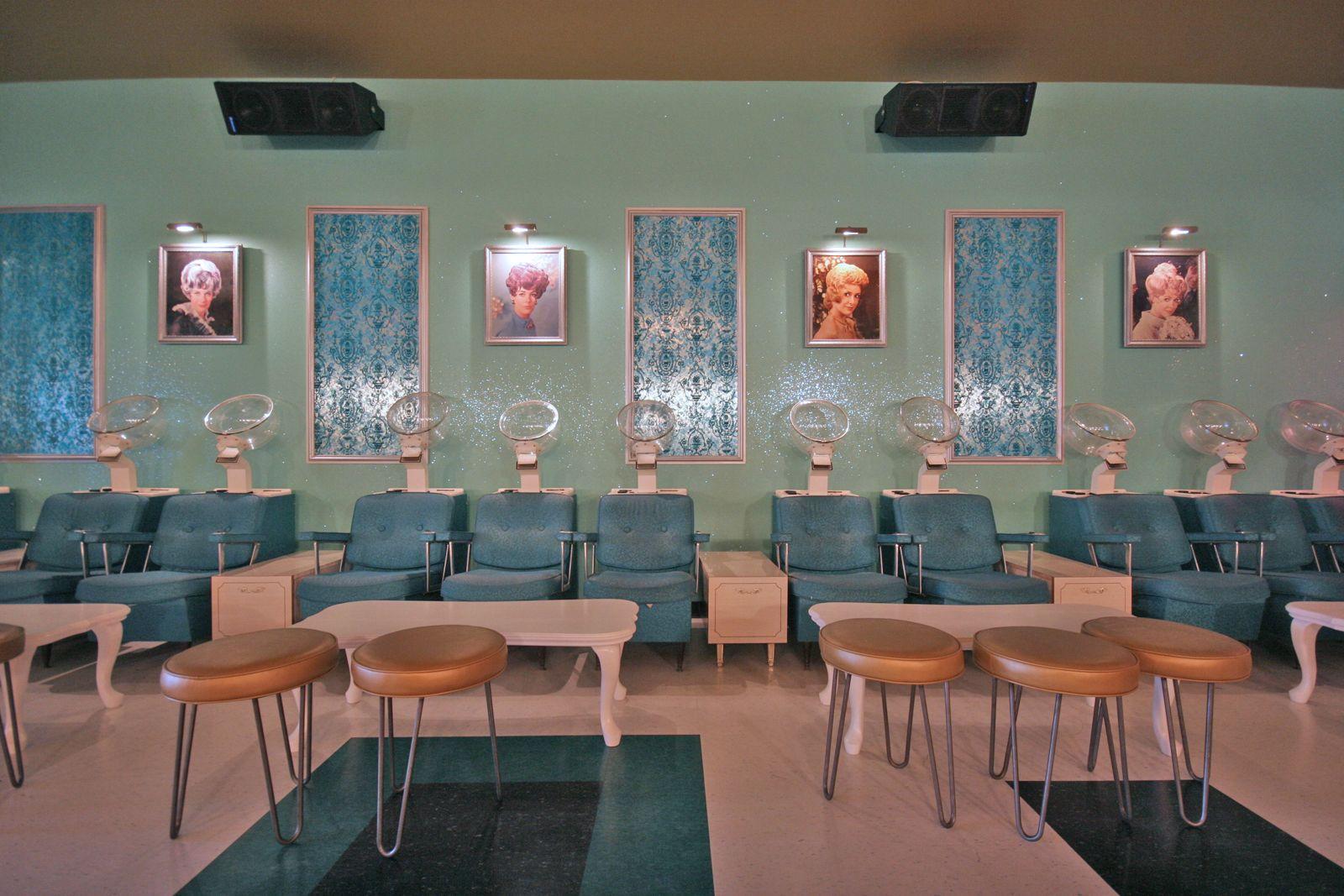 Vintage spa displaying 19 images for vintage beauty - Vintage salon images ...