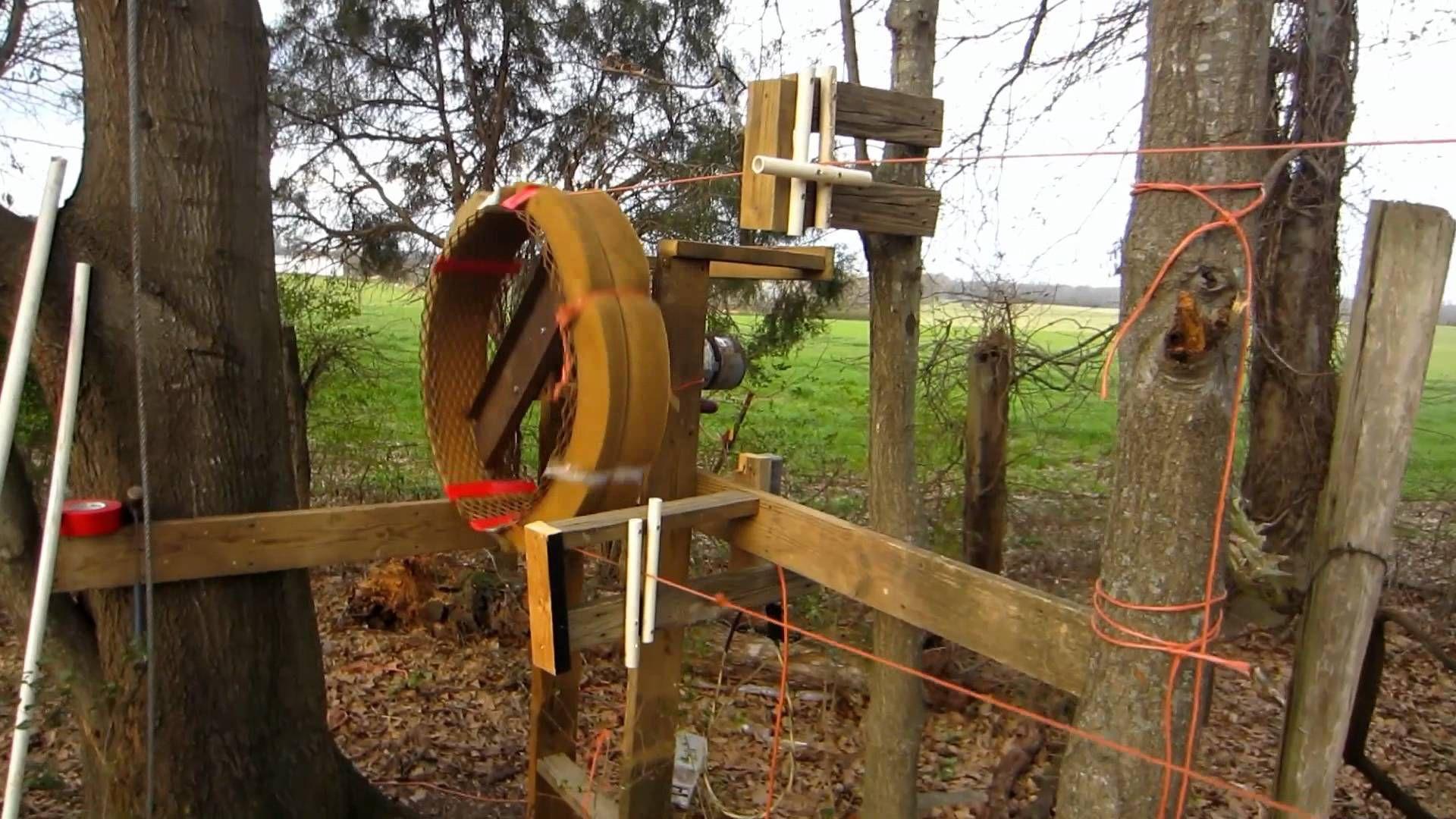 My 500 Foot Long Zipline - How to Build a DIY Zipline ...