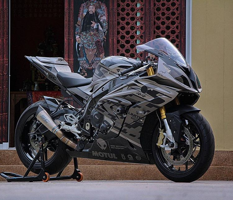 Bmw S1000rr Designed By Hugsticker Custom Motorcycles Cars And