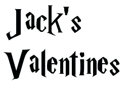 Harry Potter Font Harry Potter Font Generator Valentines S Day