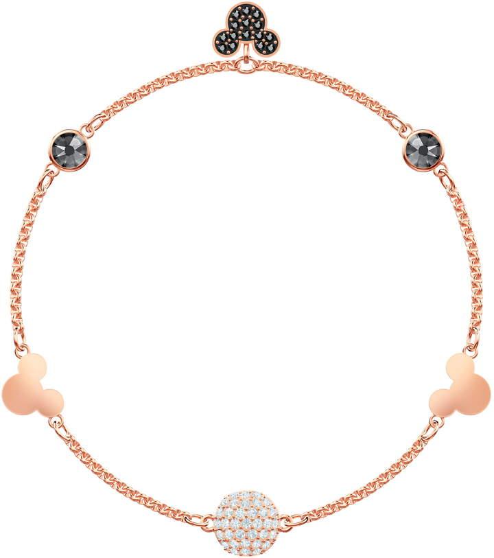 Swarovski Disney® Mickey Mouse Remix Strand Bracelet | Nordstrom ...