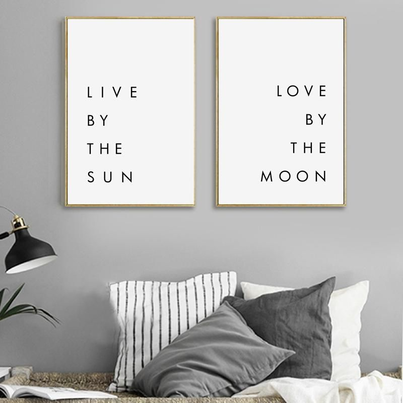Life quote canvas print images