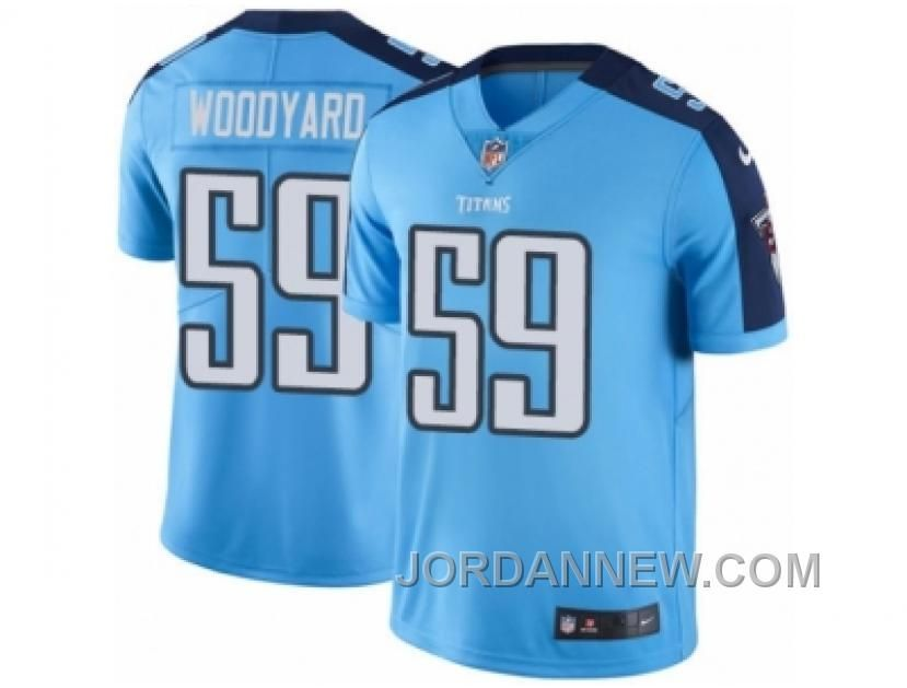http://www.jordannew.com/mens-nike-tennessee-titans-59-wesley-woodyard-elite-light-blue-rush-nfl-jersey-discount.html MEN'S NIKE TENNESSEE TITANS #59 WESLEY WOODYARD ELITE LIGHT BLUE RUSH NFL JERSEY CHRISTMAS DEALS Only 21.36€ , Free Shipping!