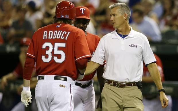 Texas Rangers Athletic Trainer added to American League All-Star staff
