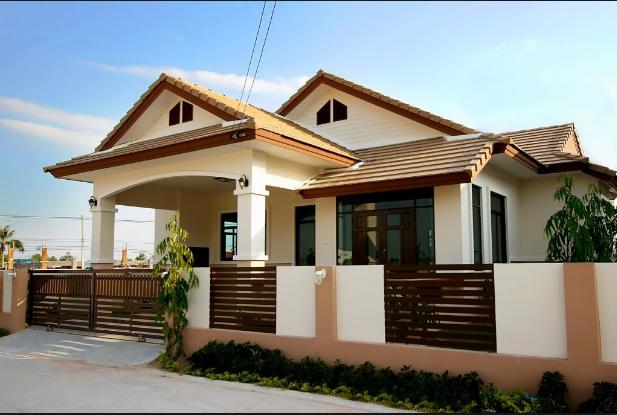 Bungalow House Design In Philippines Philippines House Design Modern Bungalow House Bungalow House Design