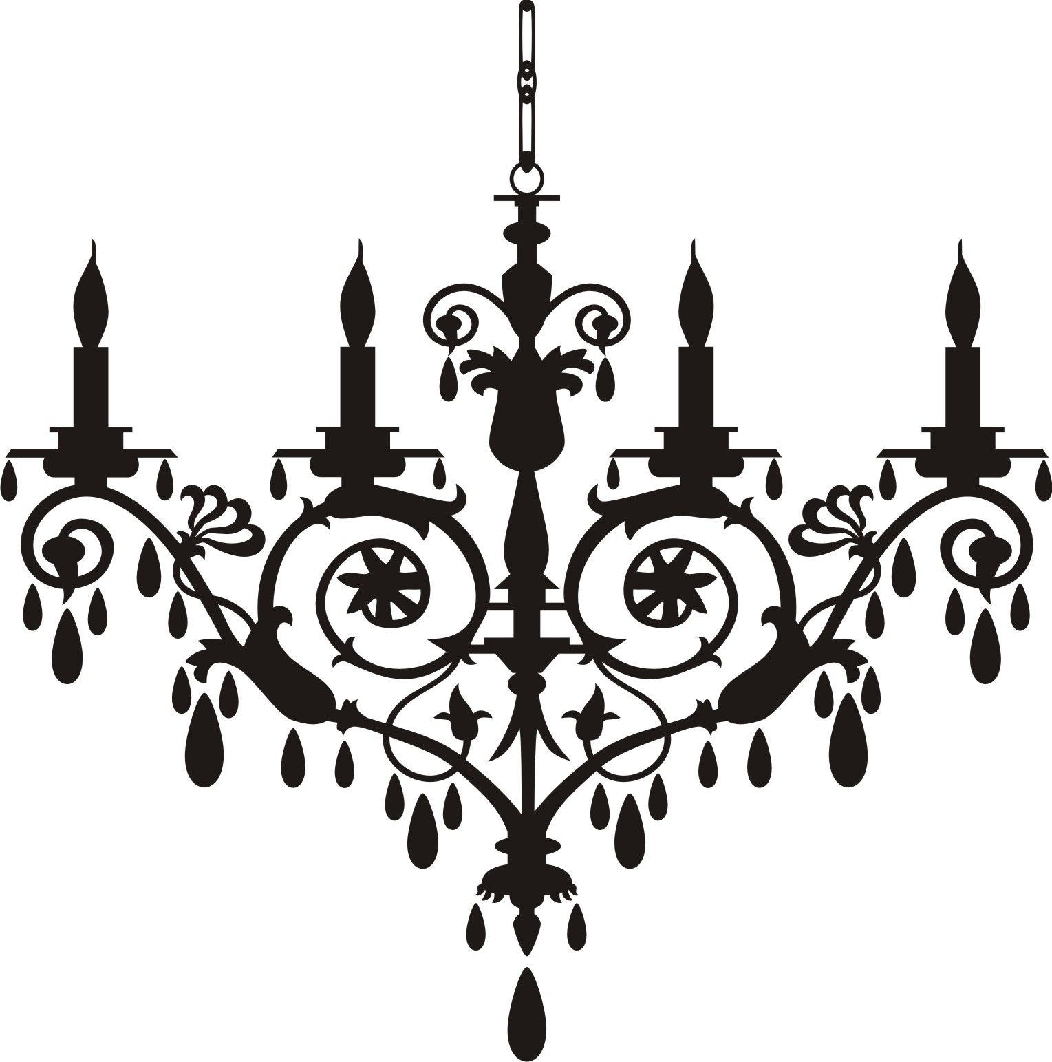 Hanging Lamp Vector: Pin By Rio Netheroez On Chandelier Ideas