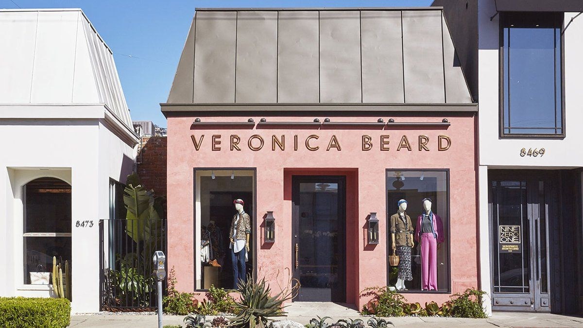Veronica Beard just opened its first location in Los