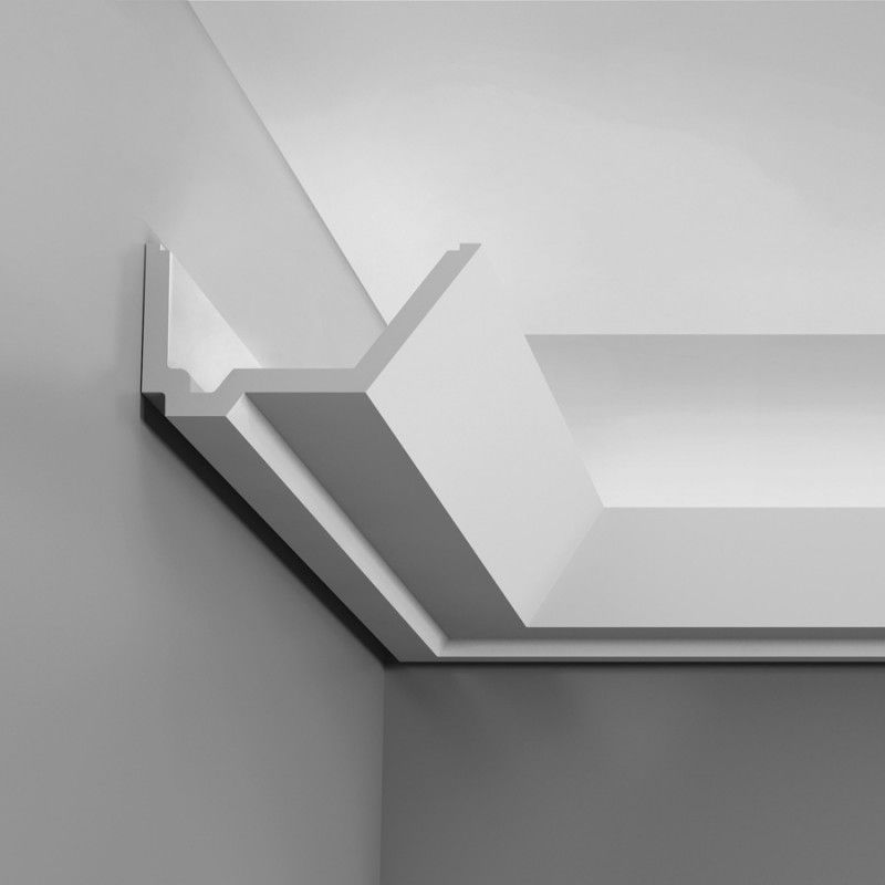 Traditional Light Rail Molding: Cornices For Indirect Lighting