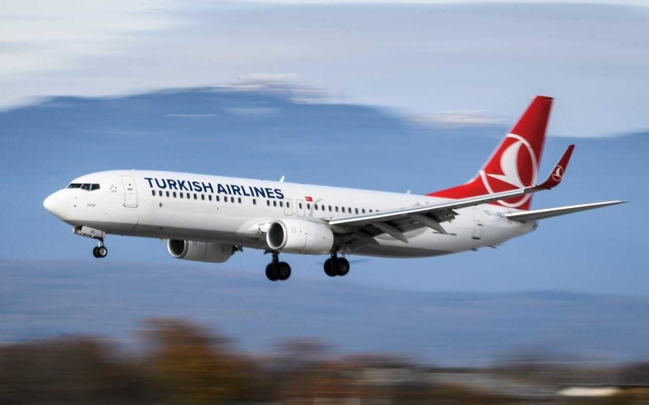 Turkish Airlines Putting On More Flights To The Trnc Cypriumnews Turkish Airlines Turkish Airline Reservations