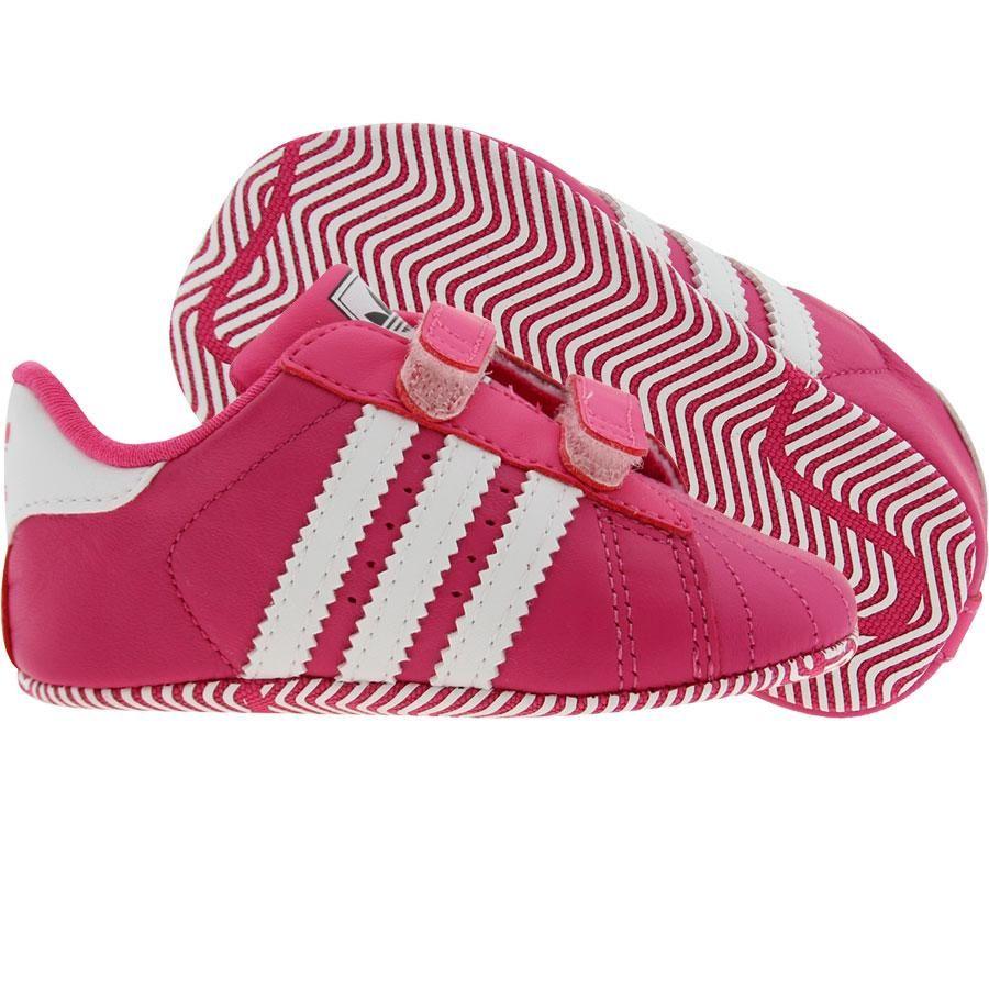 adidas originals superstar 2 cf crib shoes