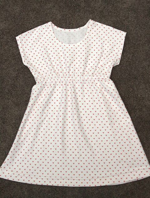 the play-all-day dress: free girls\' dress pattern in 6 sizes   Dress ...