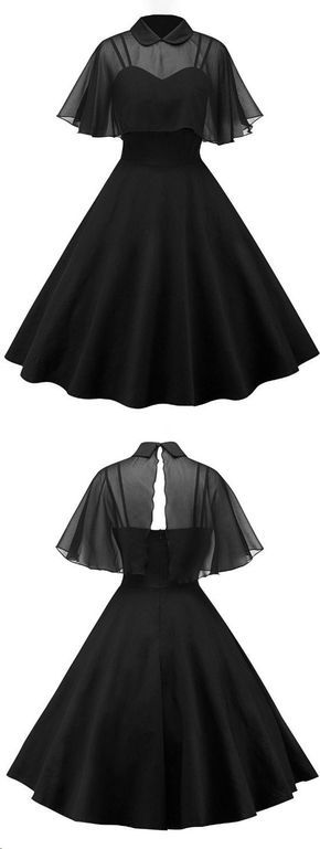 Little Black Dress Cheap Homecoming Dresses Short Prom Dress Chic Party Dress JK721 #homecomingdressesshort