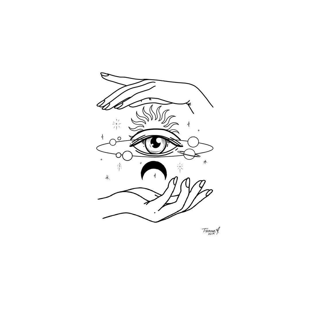 Ihre Augen könnten Sterne, Galaxien und Universen verschlucken. Welche Hoffnung...